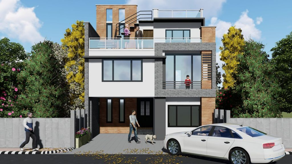 House design in Nepal