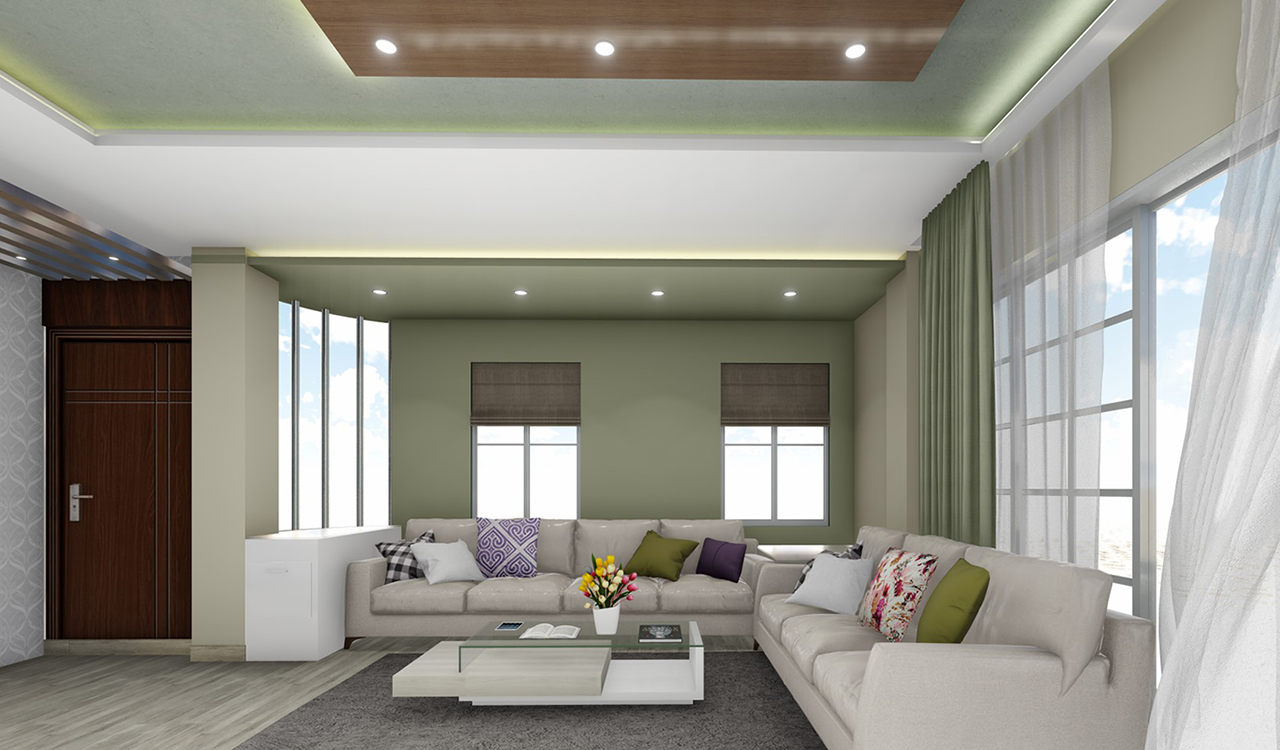 Best Living Room Design In Nepal
